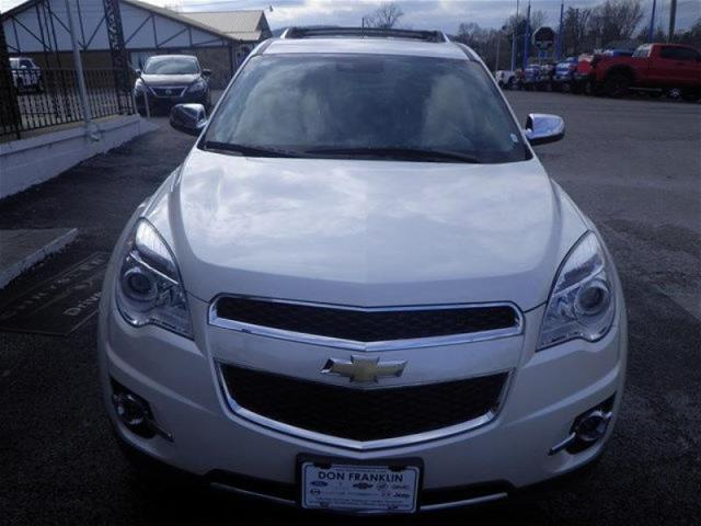 2014 Chevrolet Equinox LTZ Vehicles 2