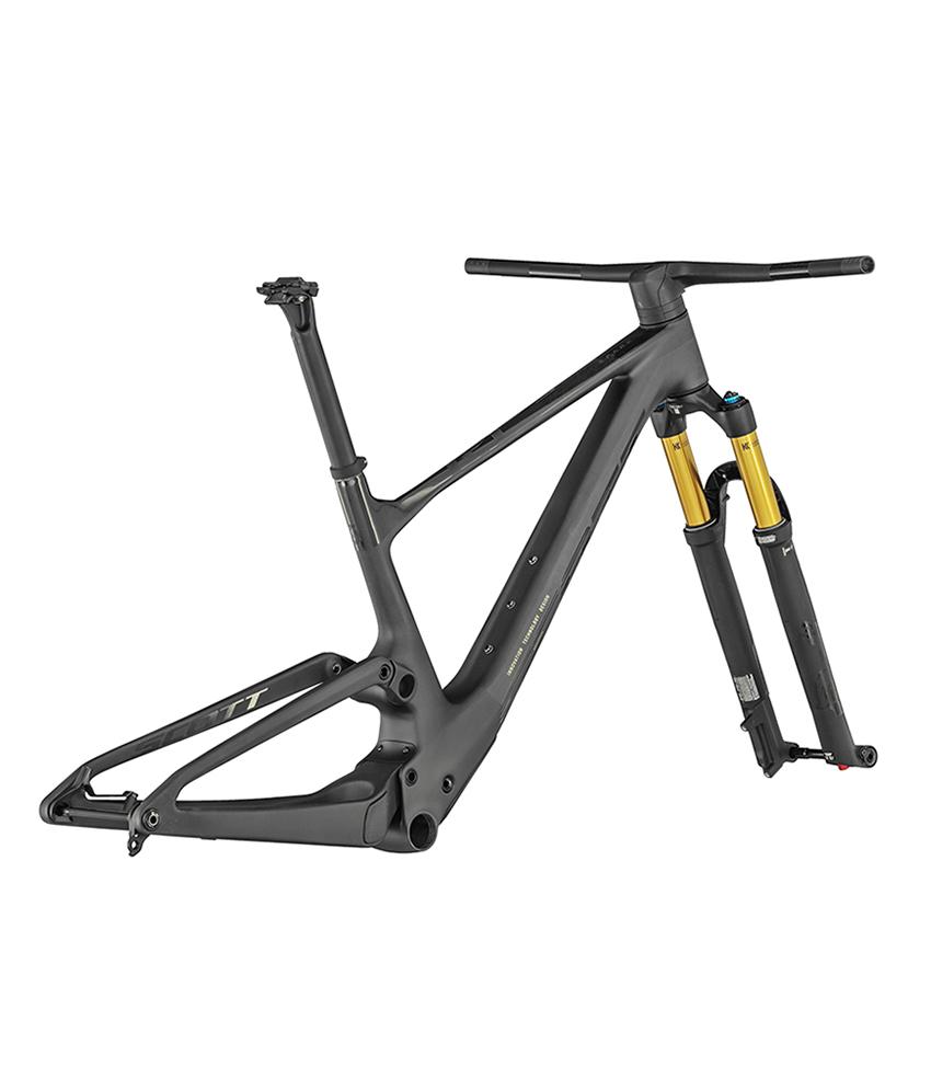 2022 Scott Spark RC SL HMX SL Fork + Frameset (Price USD 3800)