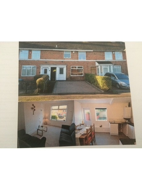 3 Double Bedroom House To Rent In Birmingham Property 3 Good Sized Bedroom With Fully Furniture