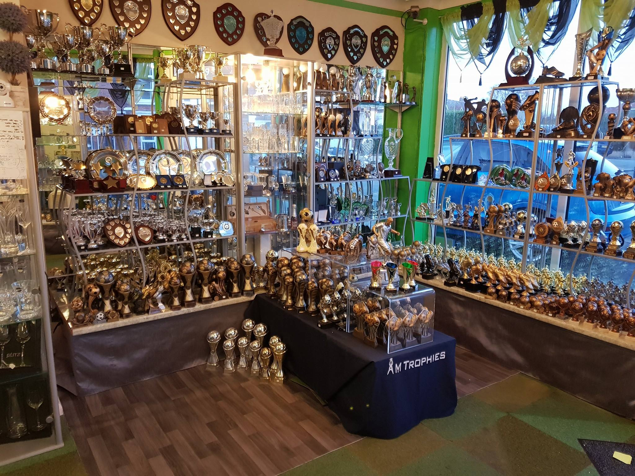 A M Trophies & Engraving: Trophies, Medals, Awards & Engraving