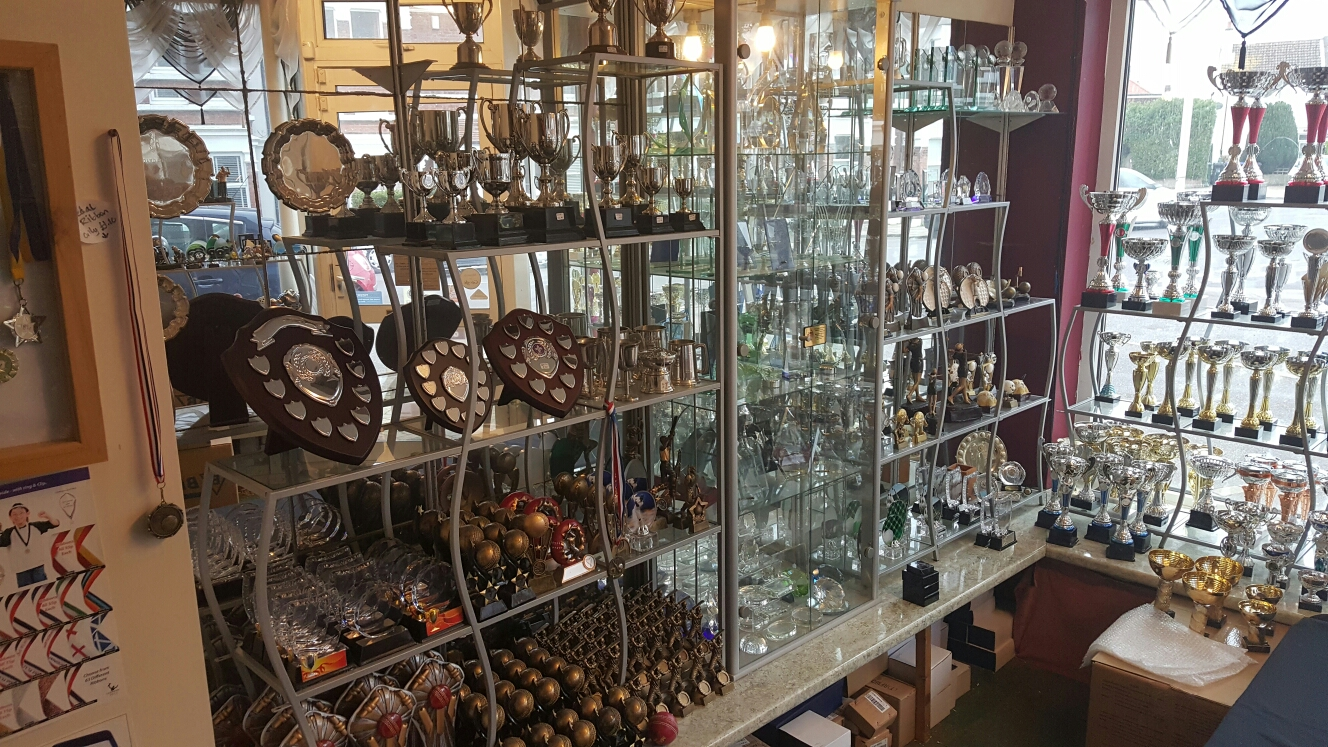 A M Trophies & Engraving: Trophies, Medals, Awards & Engraving Sport & Outdoor 2