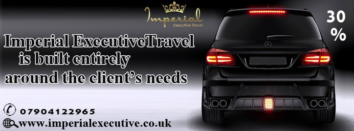 An executive class vehicle just for you at 30% discount. Call now to avail. Other