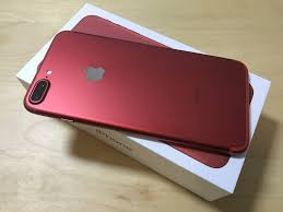 Apple iPhone 7 Plus Unlocked Phone 256GB red special edition Telephone & Navigation