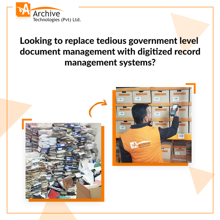 Archive Technologies - Records Management Company Office & Commercial 3