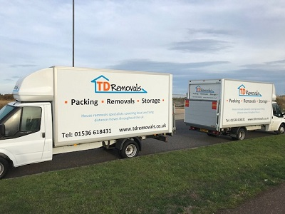 Best Removals Market Harborough Vehicles 2