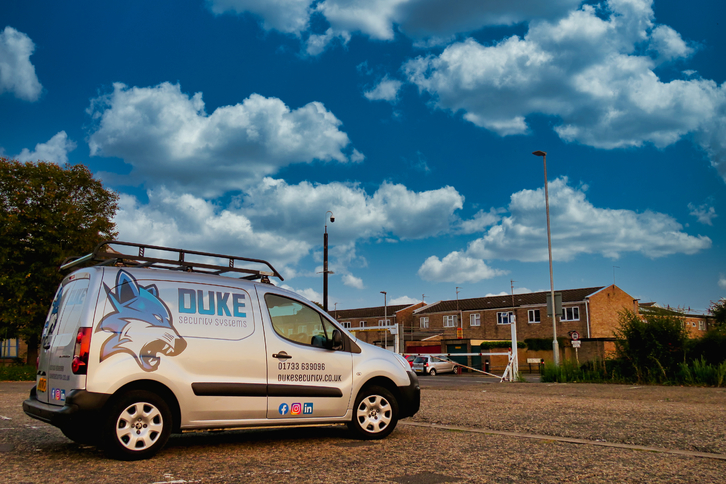 CCTV Installation in Peterborough - Duke Security Other