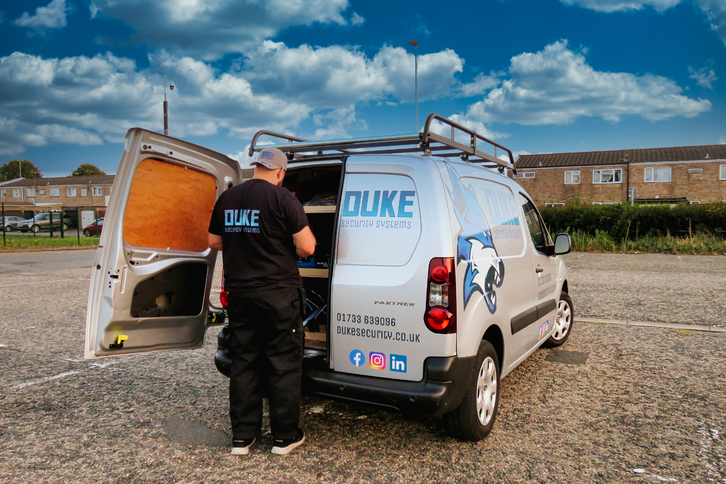 CCTV Installation in Peterborough - Duke Security Other 2