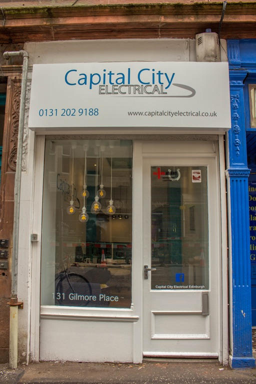 Capital City Electrical - NICEIC approved electricians in Edinburgh Other 3