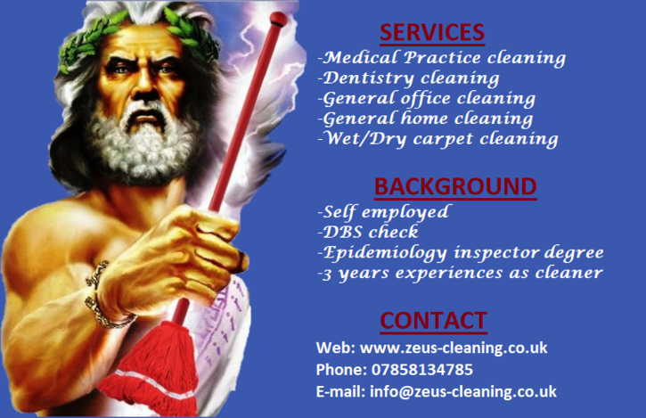 Cleaning service in Norwich Office & Commercial 2