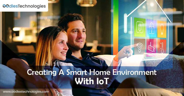 Creating A Smart Home Environment With IoT Devices Other