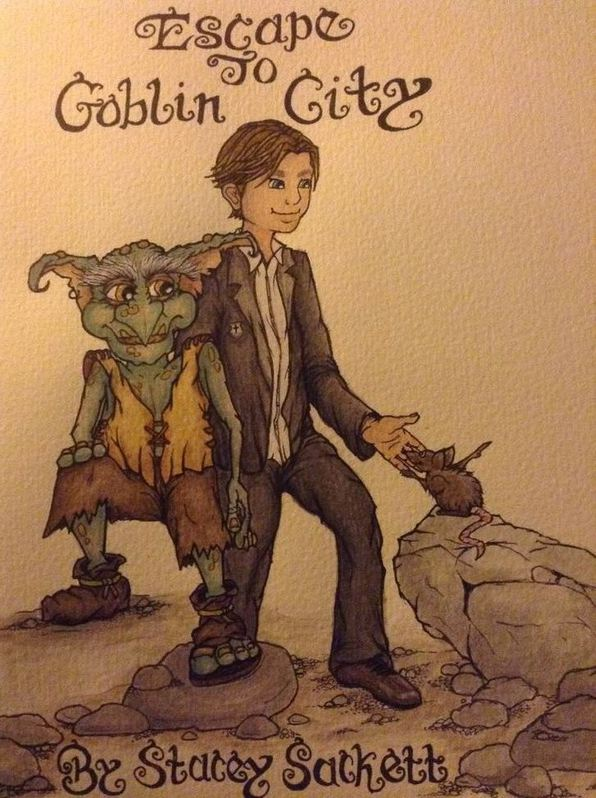 ESCAPE TO GOBLIN CITY Books