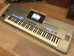 FOR SALE:  Yamaha Tyros 5 Workstation Keyboard Photos & Videos 2