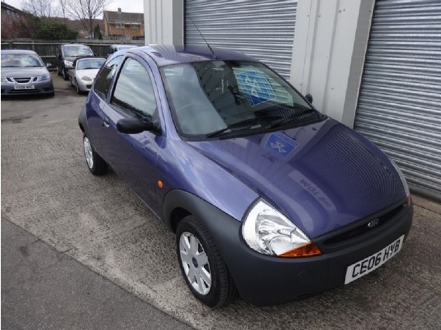 Ford Ka, 2006 (06), Manual Petrol, 48,000 miles in Stevenage Vehicles