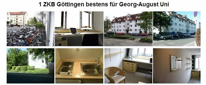 Good one bedroom flat to rent in Göttingen Weende Property 4