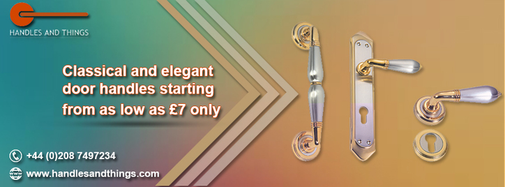 Grab an astonishing deal for elegant door handles Antiquitaeten