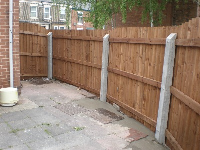 HARVEY AFFORDABLE FENCING Property