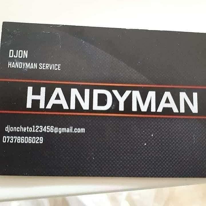 Handyman Services  Household 3