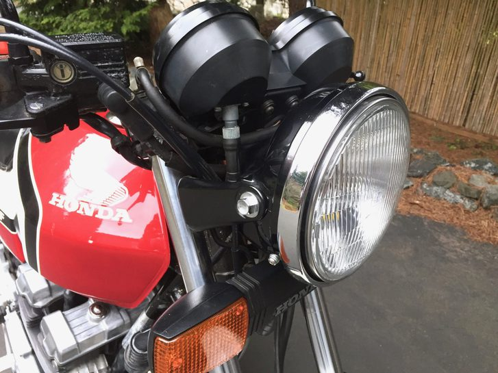 Honda CBX 400f motorcycle Other 2