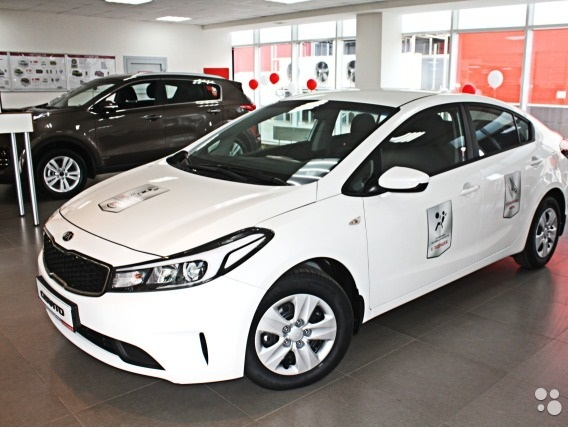 KIA Cerato, 2017 Vehicles 2
