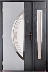 LUXURY DOORS has since 1991 been implementing its mission, which is the production of the highest quality entrance doors with aesthetic and utility values, meeting the most stringent requirements of climate Other 3