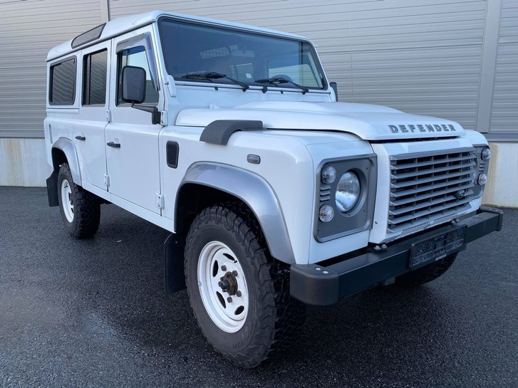 Land Rover Defender 110 Vehicles