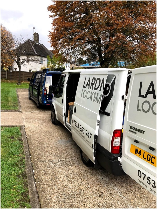 Lardner Locksmiths Property 3