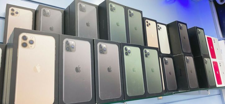 Offer for Apple iPhone 11, 11 Pro and 11 Pro Max for sales at wholesales price. Telephone & Navigation