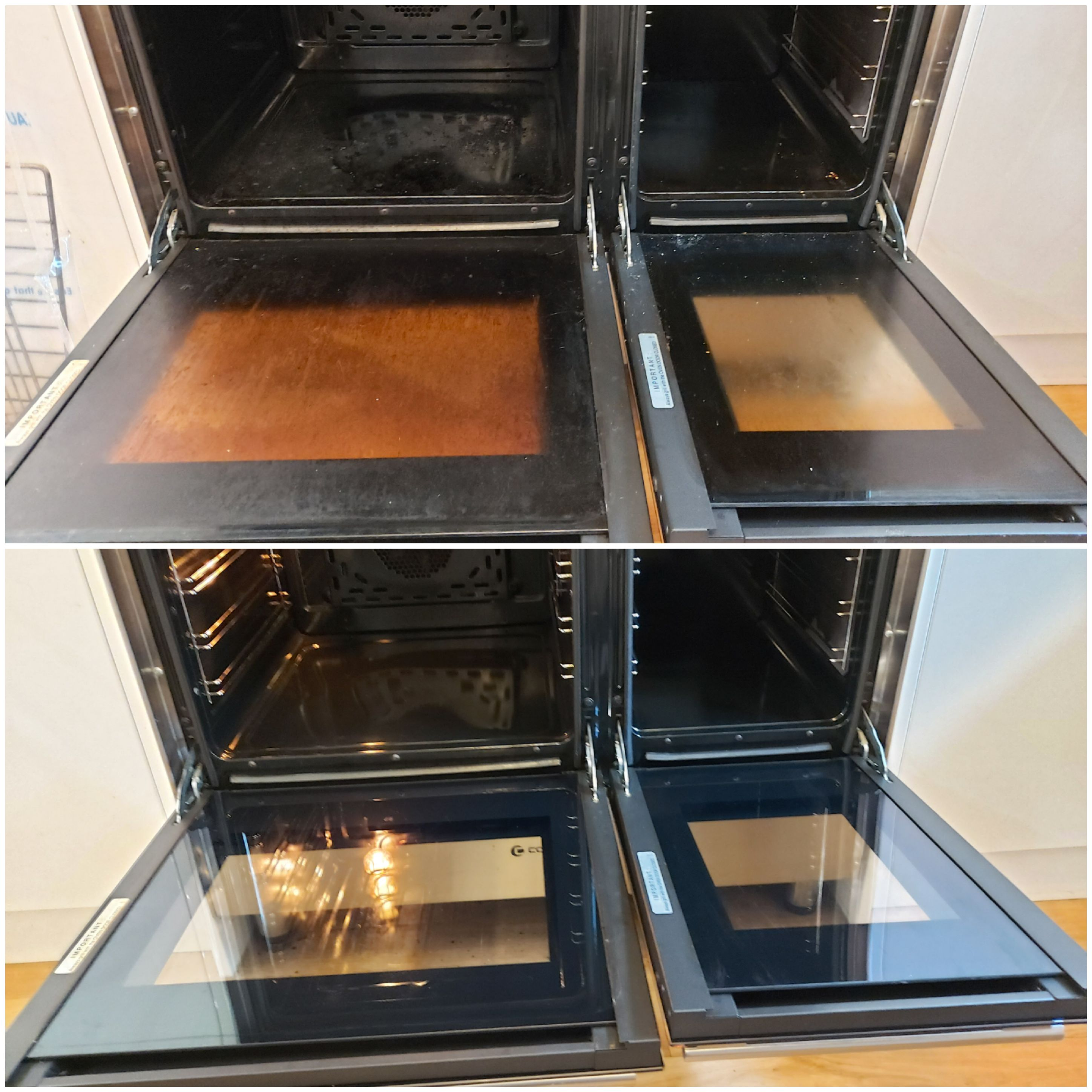 Oven Cleaning Special Offer Now Only £40.00