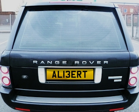 Private Number Plates, DVLA Registrations & Personalised Number Plates Vehicles 4