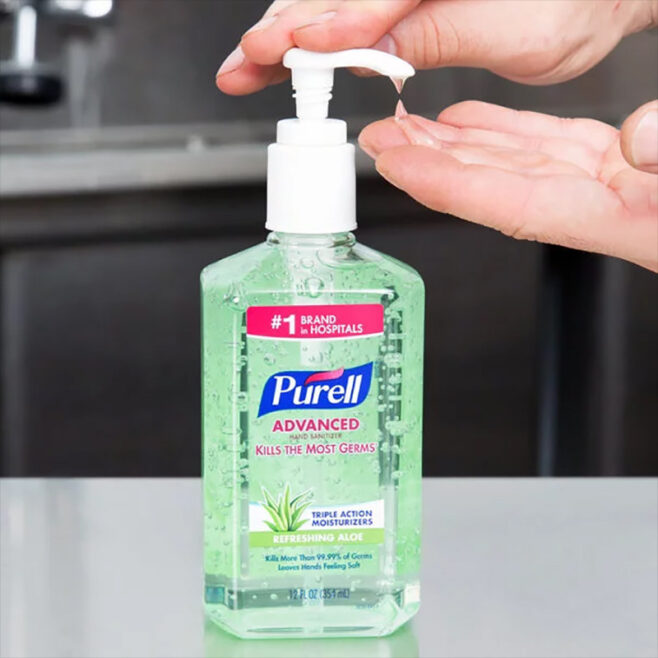 Purell Advanced Hand Sanitizer Refreshing Gel For Sale Other