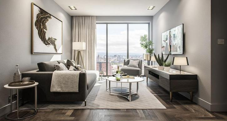 Regent Plaza Manchester, 1, 2, 3 bed apartment for sale manchester city centre  Property