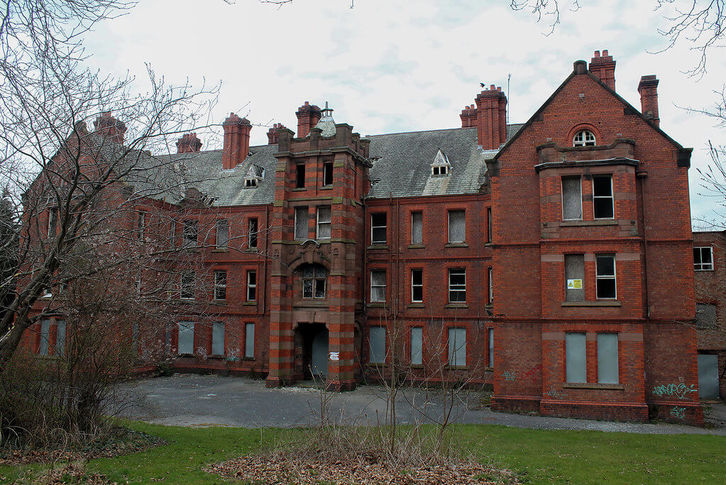 Residential Complex Gibson House wirral, Wallasey Property