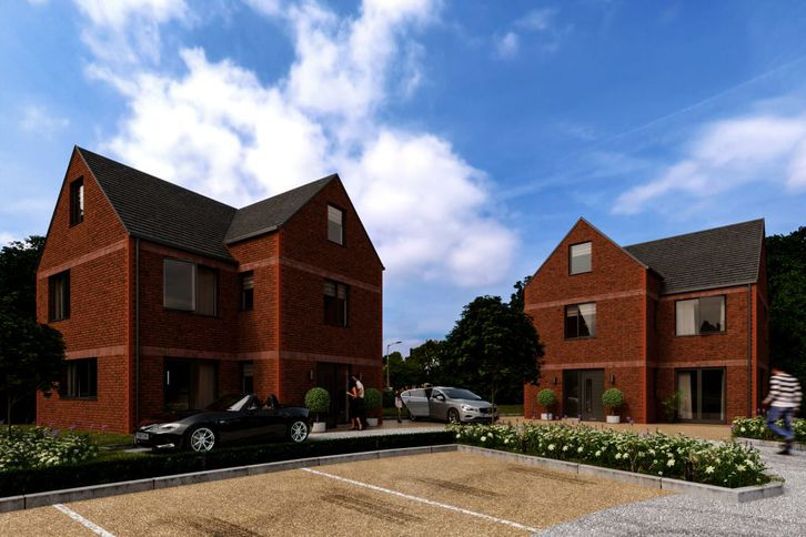 Residential Complex Gibson House wirral, Wallasey Property 2