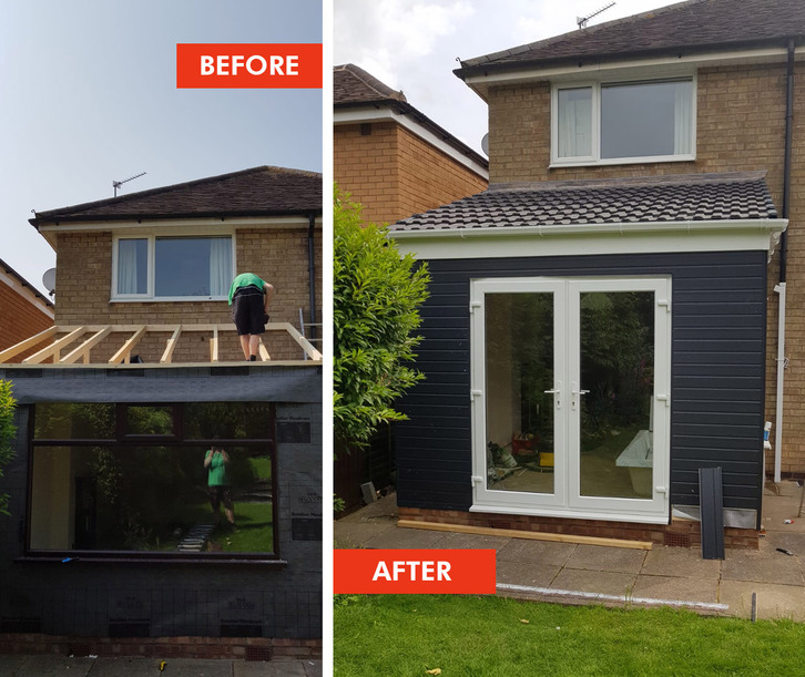 Roofers in Coventry Property