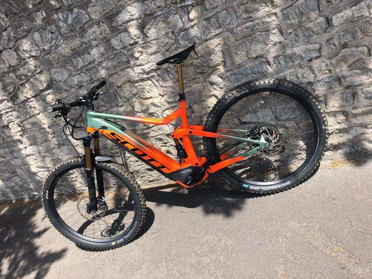 Scott Genius eRide 900 Tuned 2019 Electric E Mountain Bike Sport & Outdoor 3