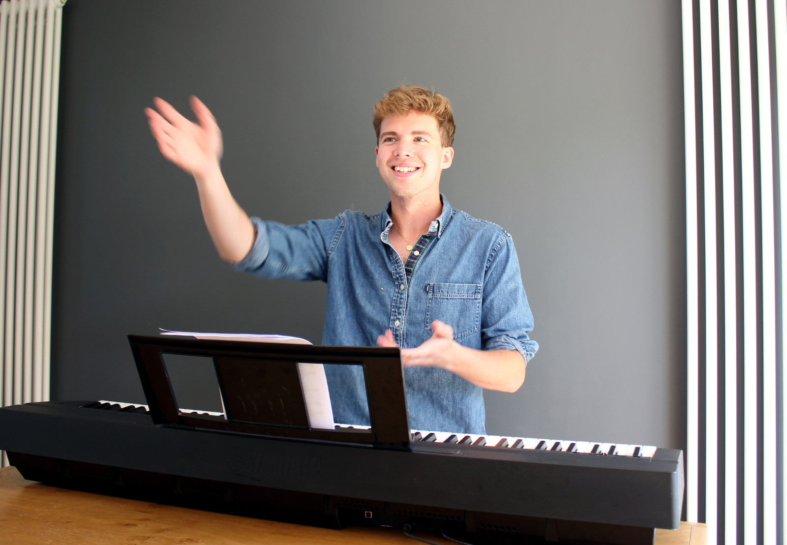 Singing and Piano Lessons in London - Workbox Music Music