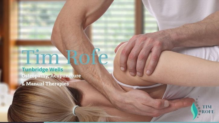 Tim Rofe – Osteopathy, Acupuncture & Manual Therapies Tunbridge Wells Other 2