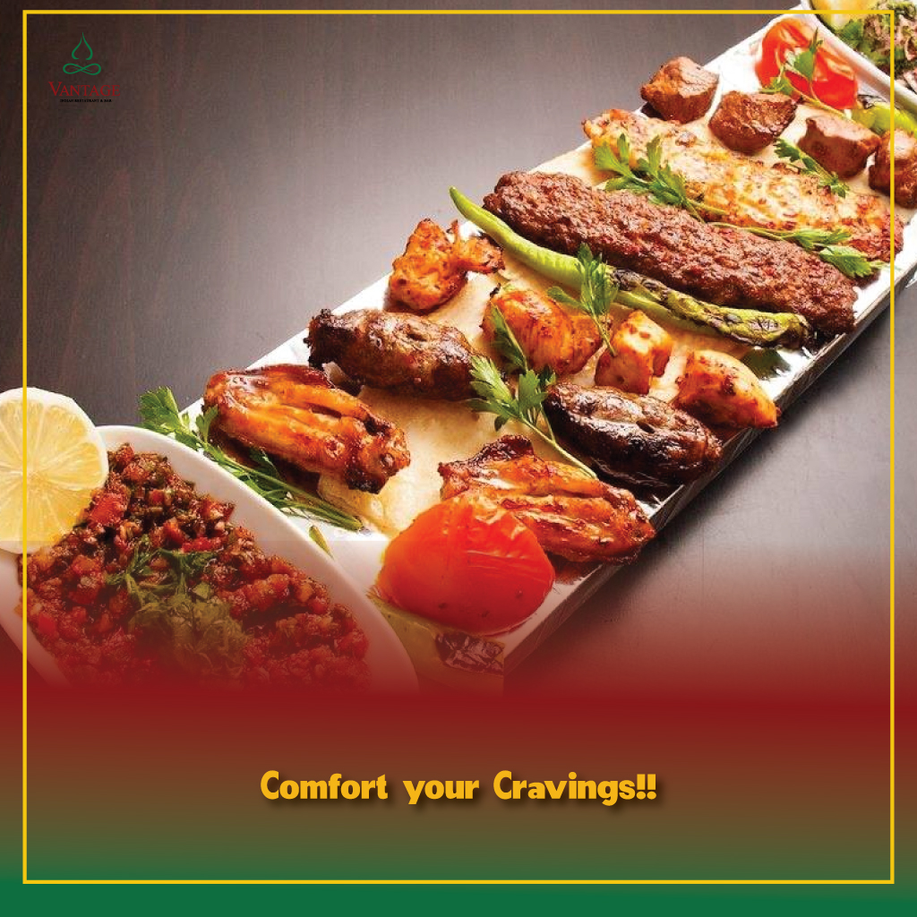 Vantage Signature Dishes at Vantage Indian Restaurant Tickets & Vouches 2