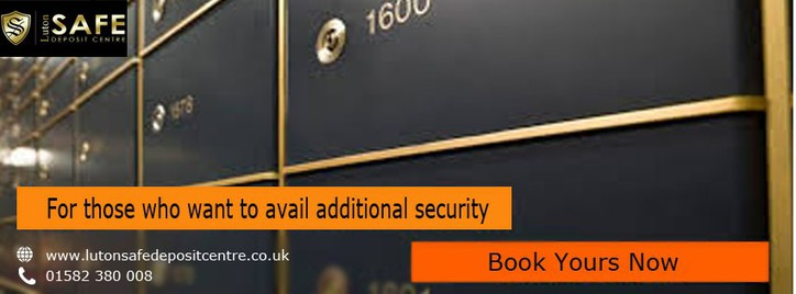 Want to acquire a premium safe deposit locker for your valuables? Other