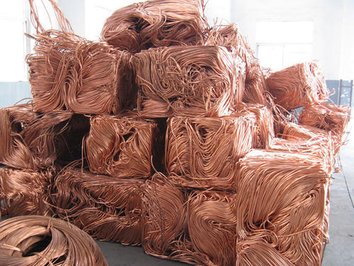copper wire millberry 99.9% purity scrap  Other
