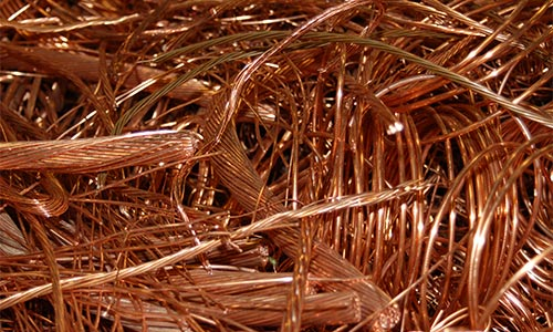 copper wire millberry 99.9% purity scrap  Other 2