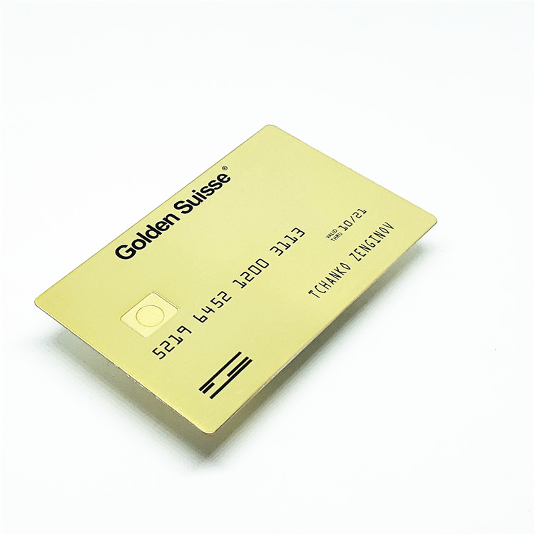 metal business card, rfid card supplier