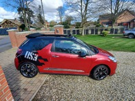 2013 Citroen DS3 Convertible 1.6 manual