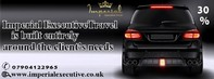 An executive class vehicle just for you at 30% discount. Call now to avail.