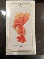 Apple iphone 6s plus rose gold for sale