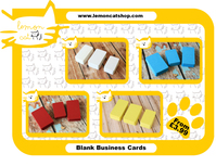 Bank Business Cards 50pc