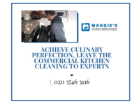 Maggie's Oven Cleaning Services