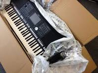 FOR SALE:  Yamaha Tyros 5 Workstation Keyboard