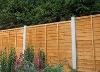Fence repairs in Nottingham