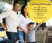 Gatwick Airport Taxi - Book Online or Call 02086864545 ~ Cabhoo Minicabs.